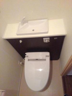 【トイレ】felice 中島公園