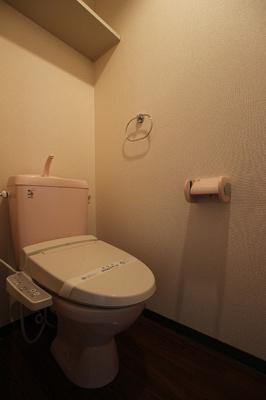 【トイレ】なかすじ壱番館
