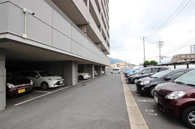 【駐車場】なかすじ壱番館