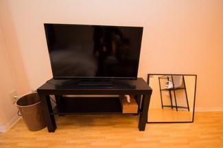 テレビもあり♪