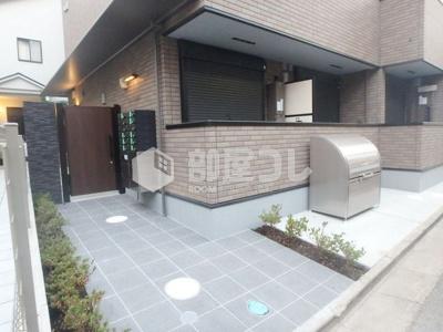 【エントランス】グランクオール池袋本町
