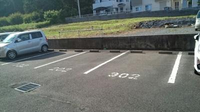 【駐車場】メゾンエレガントI