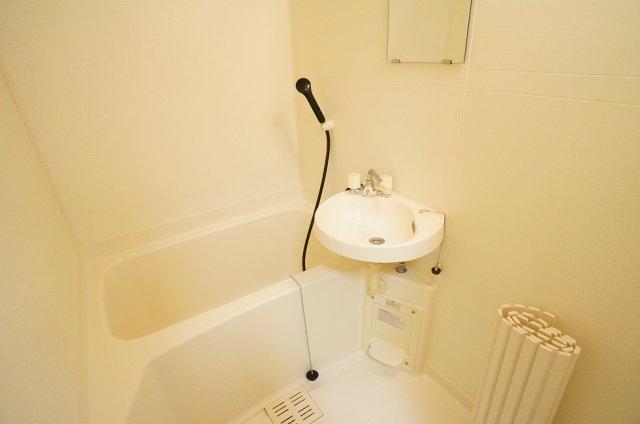 【浴室】コーポパンジー