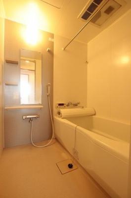 【浴室】ヴィラージュ緑井