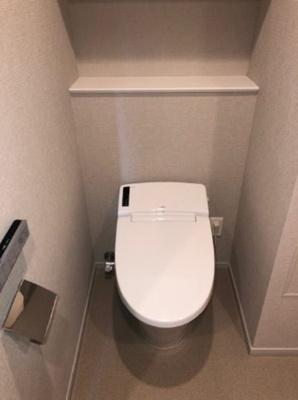 【トイレ】プラウドフラット両国