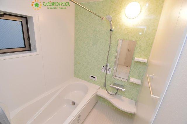 【浴室】西区三橋5丁目 新築一戸建て ブルーミングガーデン 02