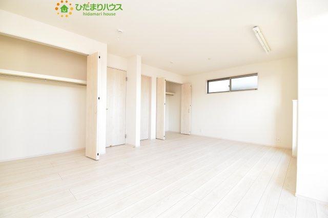 【収納】西区三橋5丁目 新築一戸建て ブルーミングガーデン 02