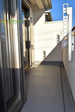 【バルコニー】西区三橋5丁目 新築一戸建て ブルーミングガーデン 02