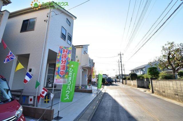 【駐車場】西区三橋5丁目 新築一戸建て ブルーミングガーデン 02