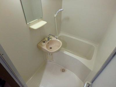 【浴室】パークシャトー