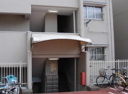 【エントランス】宮前平パームハウスA棟