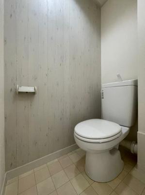 【トイレ】第二永和レジデンス