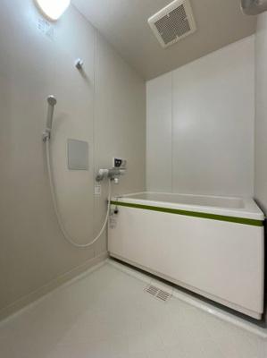 【浴室】第二永和レジデンス