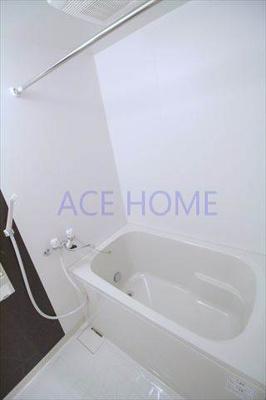 【浴室】シティヒルズブライトⅡ