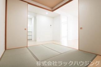 【和室】サンマークスだいにちルナタワーレジデンスD棟