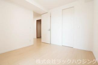【洋室】サンマークスだいにちルナタワーレジデンスD棟