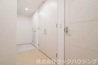 【玄関】サンマークスだいにちルナタワーレジデンスD棟