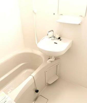 【浴室】エスペラント久米川