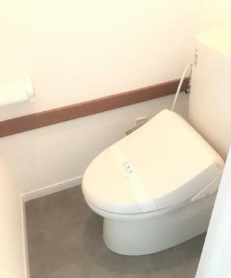 【トイレ】エスペラント久米川