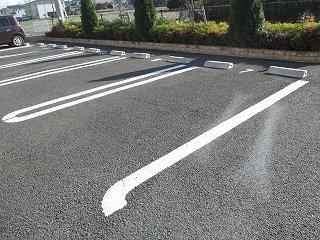 【駐車場】プロムナード