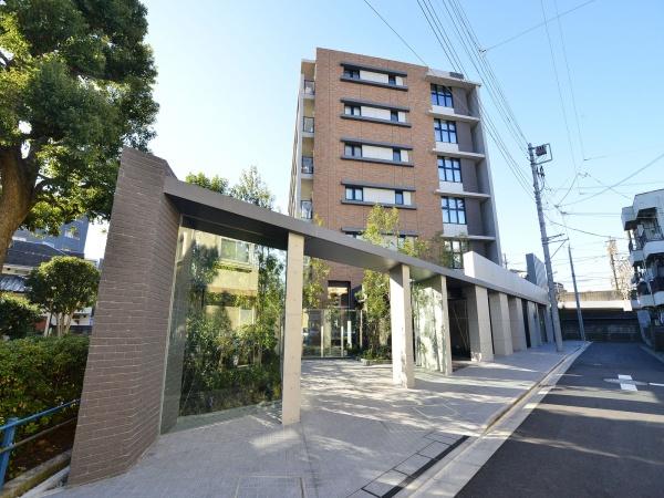 【外観】シティハウス武蔵小杉ガーデン