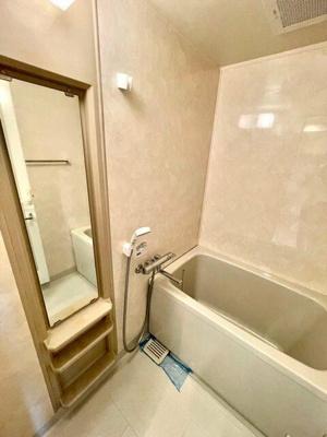 【浴室】レジディア恵比寿
