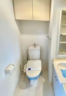 【トイレ】レジディア恵比寿