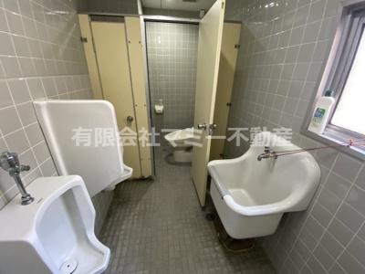 【トイレ】浜田町事務所M