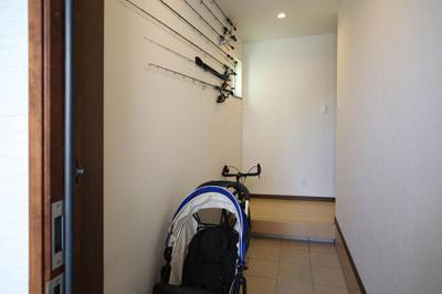 築浅物件ということもありますが、室内大変きれいにお使いですよ!