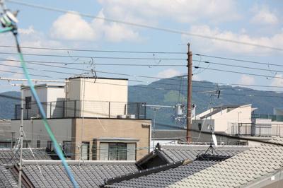 【展望】紫竹西高縄町 中古戸建