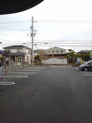 【駐車場】ロジュマンエス