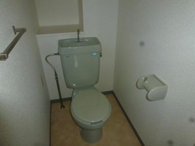 【トイレ】ヴィラデルソル