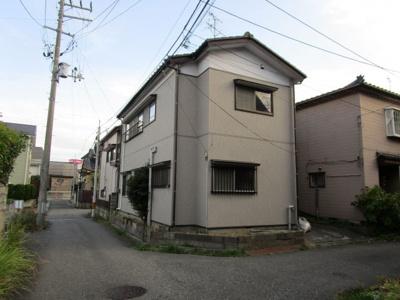 【外観】関南町中古住宅