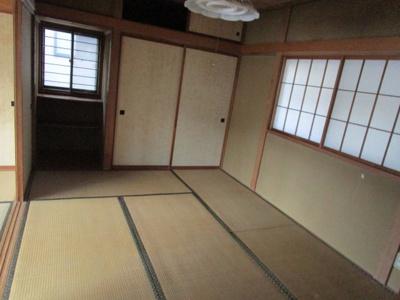 【寝室】関南町中古住宅