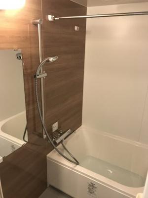 【浴室】クレヴィスタ亀戸Ⅱ