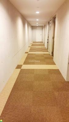 高級感のある内廊下仕様