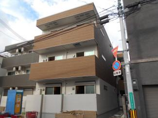 【外観】フジパレス堺大浜北町2番館