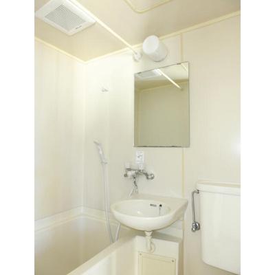 【浴室】目黒ドーム