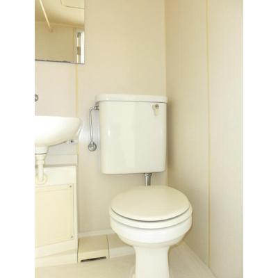 【トイレ】目黒ドーム