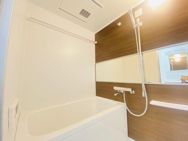 【浴室】マーブルマンション