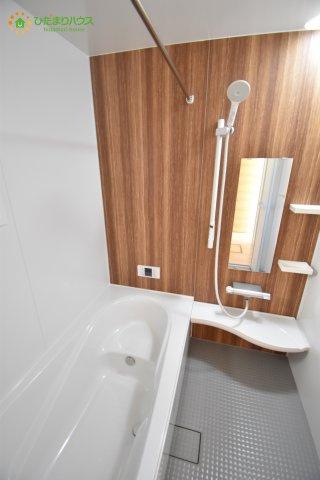 【浴室】見沼区中川20-2期 新築一戸建て リナージュ 01