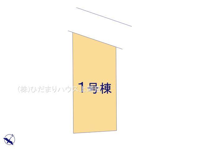 【区画図】見沼区中川20-2期 新築一戸建て リナージュ 01