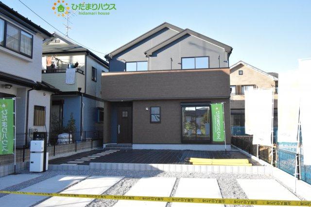 【外観】蓮田市西新宿 20-1期 新築一戸建て リナージュ 01