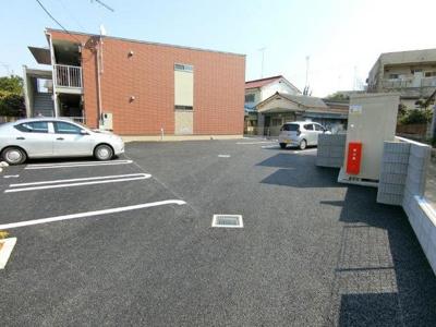 【駐車場】センターヴィレッジ 熊谷