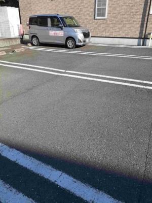 【駐車場】プリーマ パラスト A