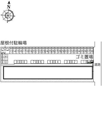 【区画図】ロハスE
