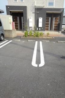 【駐車場】リバーサイド・Ⅱ A