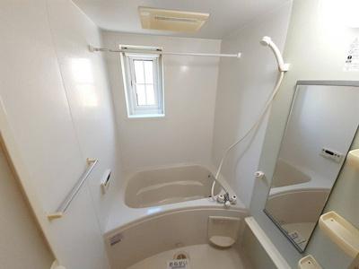 【浴室】エクセレント・リヴァ-B棟