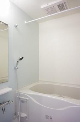 【浴室】ブルーメンパルクⅢ