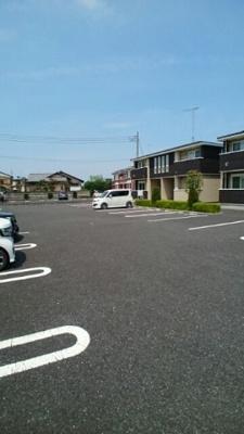 【駐車場】エテルノカーサB